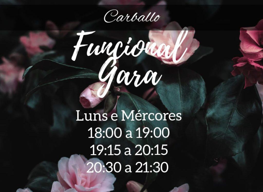 Horarios Carballo